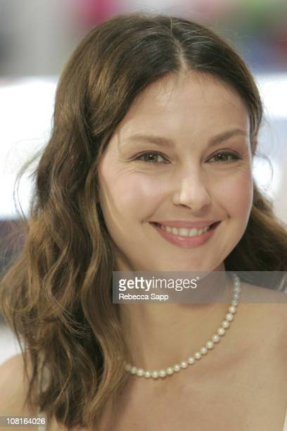 American Beauty spokesperson Ashley Judd during Ashley Judd Unveils Beauty Department at Kohl's in Alhambra at Kohl's in Alhambra California United...