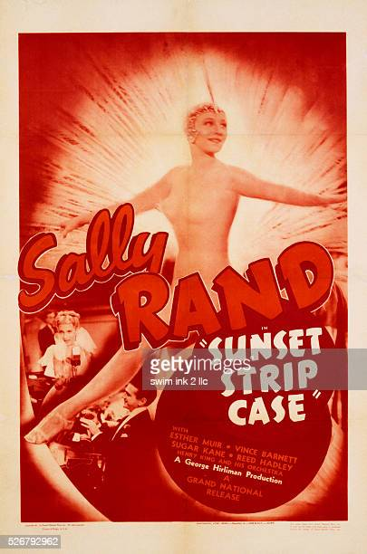 American Bfilm made in 1938 starring Sally Rand