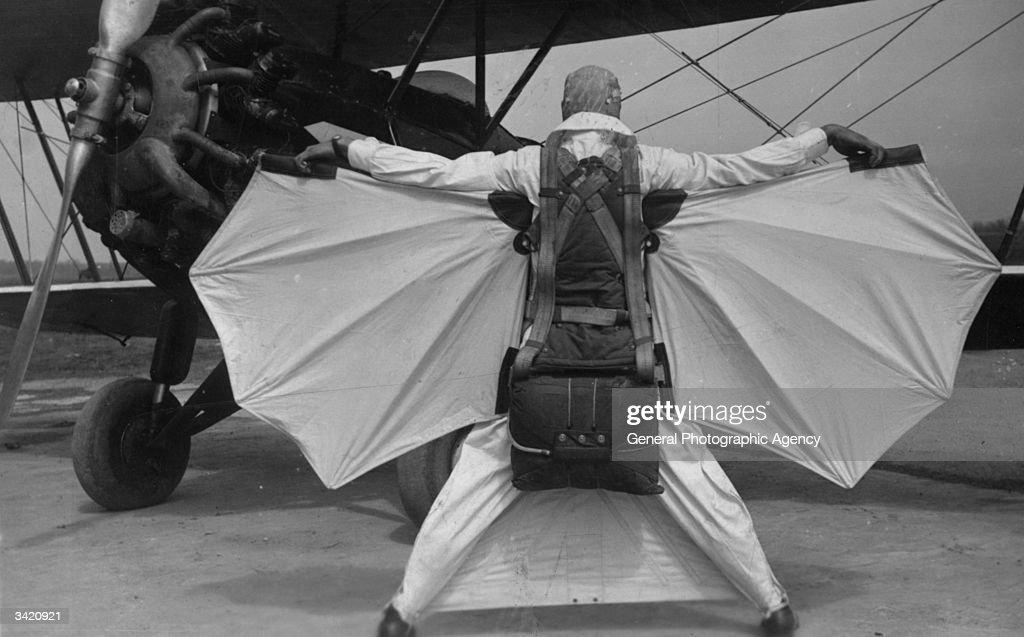 Birdman Wingspan : News Photo