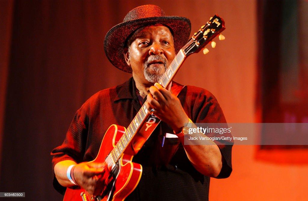 Jody Williams At Chicago Blues Fest : ニュース写真