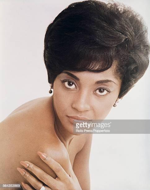 American blues and jazz singer Nancy Wilson posed in 1967