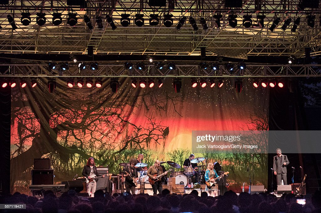 Tedeschi Trucks Band At SummerStage : News Photo