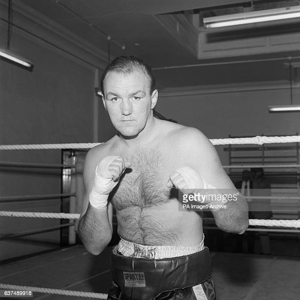 American boxer Chuck Wepner