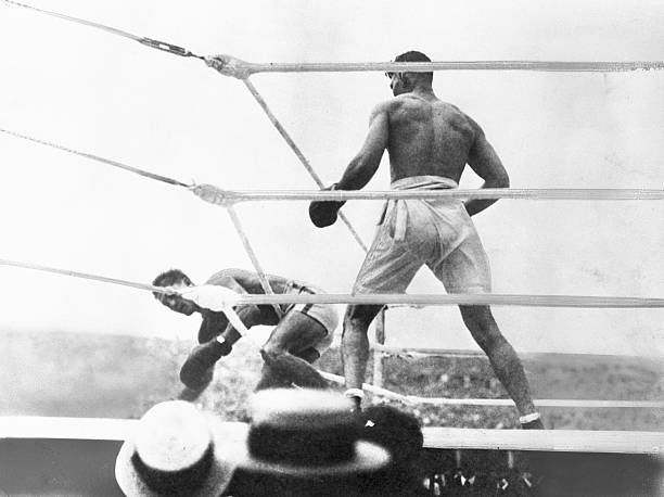 NJ: 2nd July 1921 - Jack Dempsey and George Carpentiers' 'Fight of the Century'