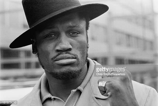 American boxing champion Joe Frazier, 4th March 1971.