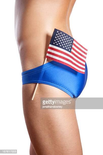 American Boy Butt
