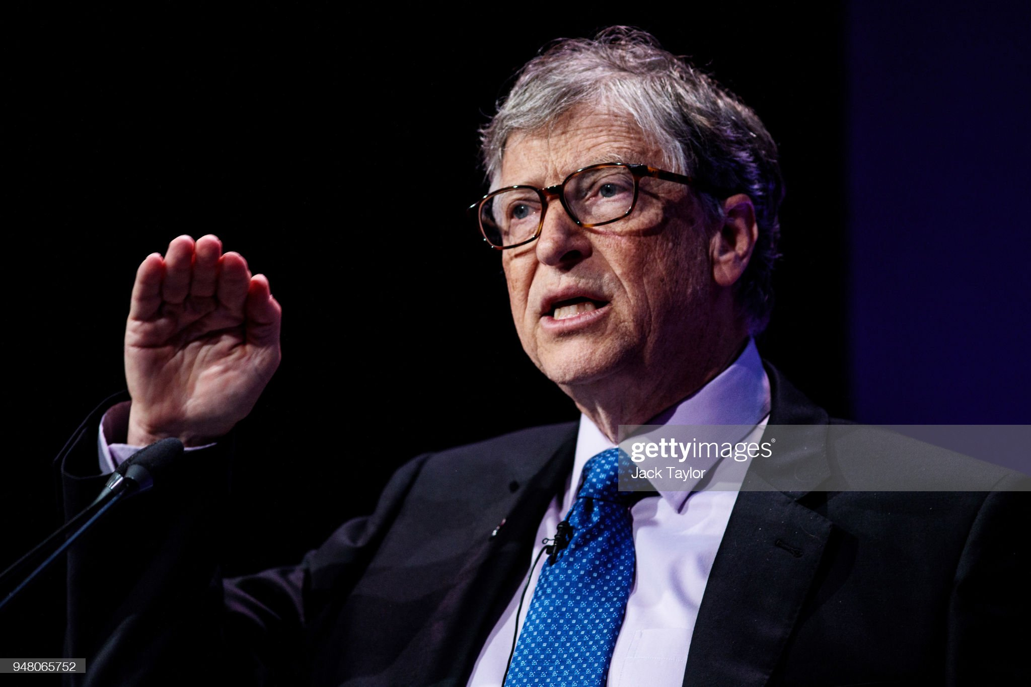Malaria Summit Asks The Commonwealth For Help Eradicating The Disease : News Photo