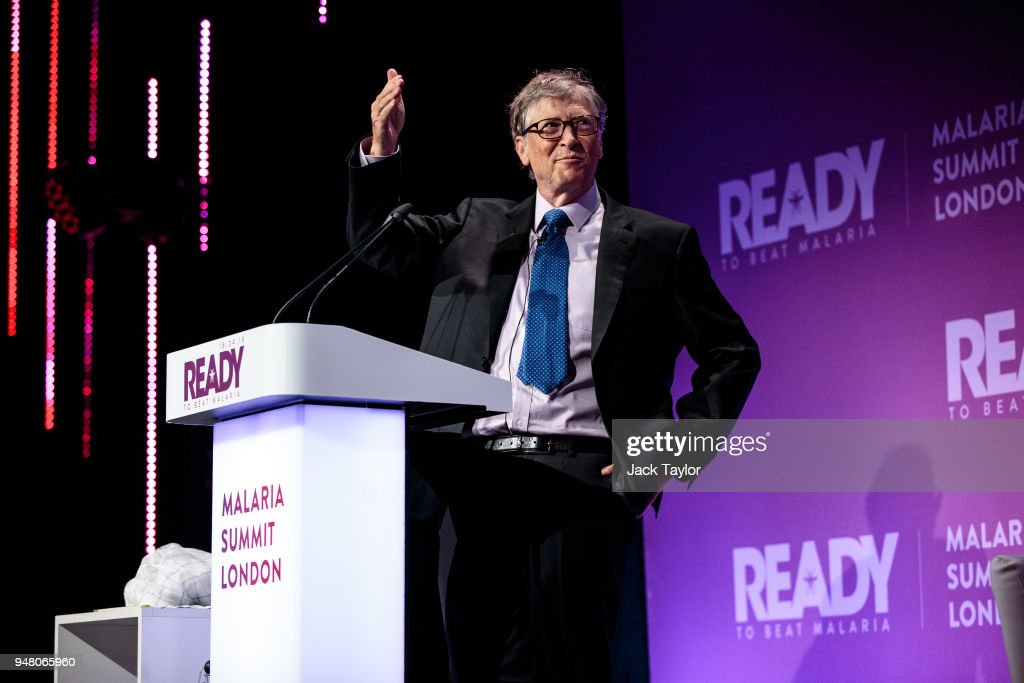 Malaria Summit Asks The Commonwealth For Help Eradicating The Disease : ニュース写真