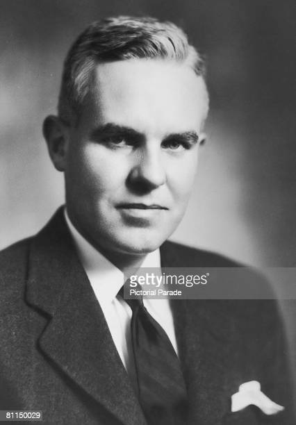 American businessman Kendrick R Wilson at the time of his appointment to the board of directors of US toy manufacturer and retailer the Lionel...