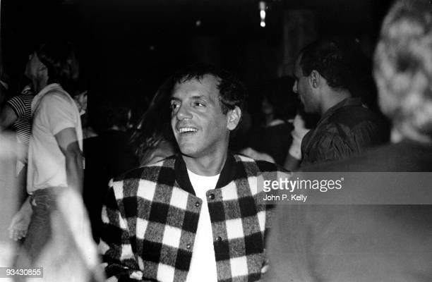 American businessman Steve Rubell at Studio 54 the nightclub he coowns in New York City circa 1975