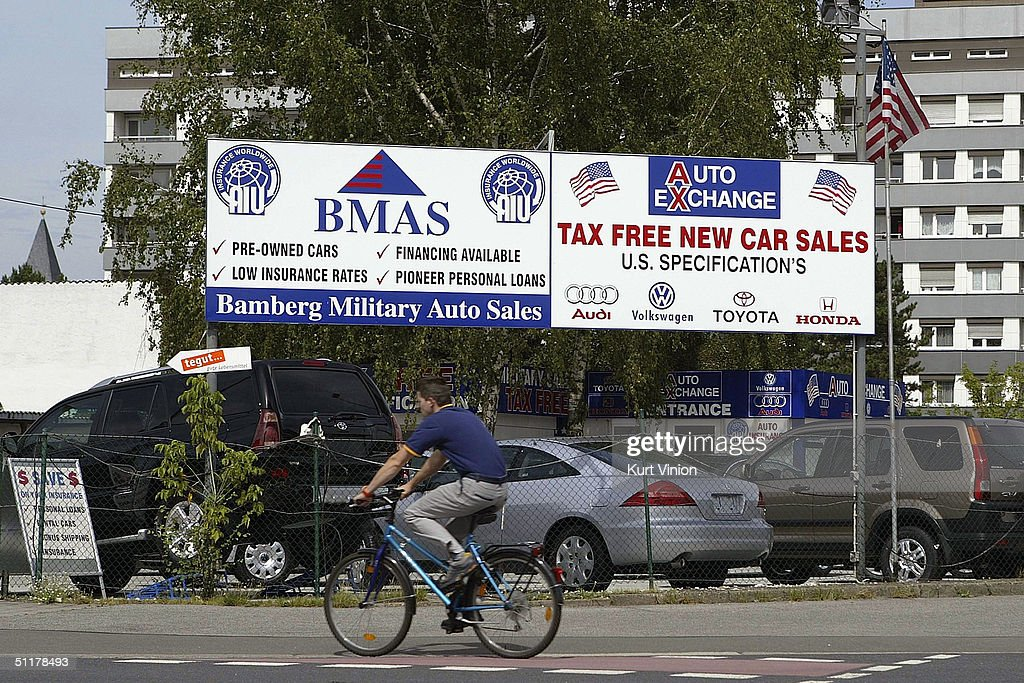 German Town Braces For Withdrawal Of U.S. Troops Photos and Images ...