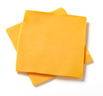American Cheese Slices 184995489