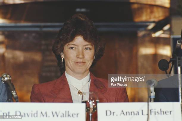 American chemist Anna Lee Fisher 1985 She was a Mission Specialist on NASA's STS51A mission on the space shuttle Discovery in 1984 The mission's...
