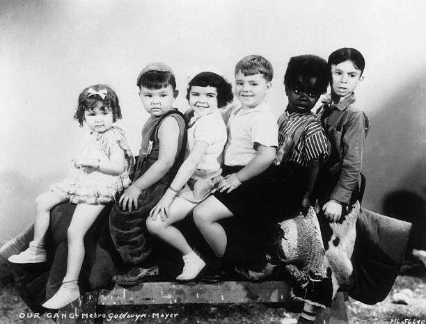 the little rascals pictures getty images