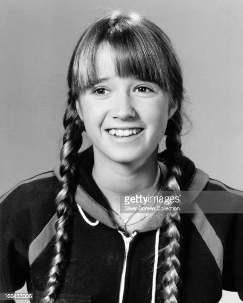 American child actress Kim Richards circa 1980