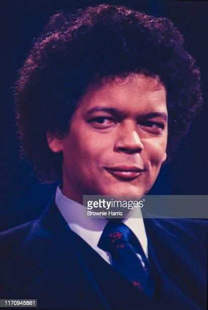 American Civil Rights activist, politician, educator, and author Julian Bond, New York, New York, 1978.