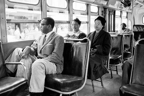 December 1956 montgomery bus boycott finally ends photo album getty images - Centre commercial rosa parks ...
