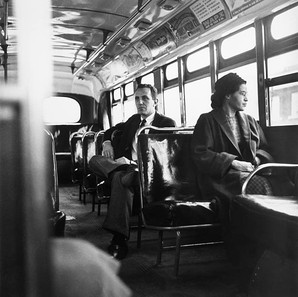 AL: 1st December 1955 - Rosa Parks Refuses To Give Up Her Bus Seat