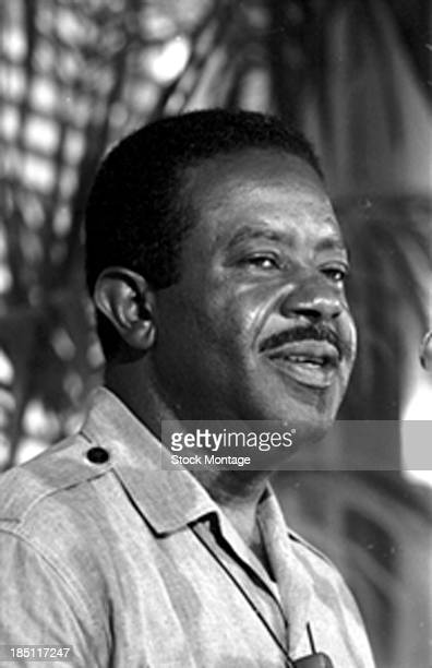 American Civil Rights leader Reverand Ralph Abernathy speaks at a National Press Club luncheon, June 14, 1968