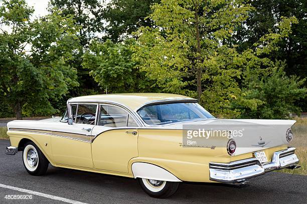 American Classic Car, 1957 Ford Fairlane 500