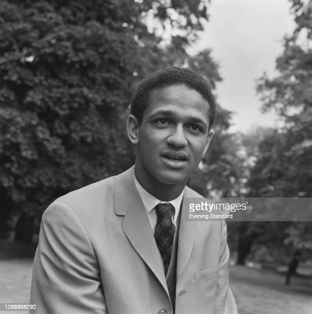 Classical pianist André Watts, UK, 1st July 1967.