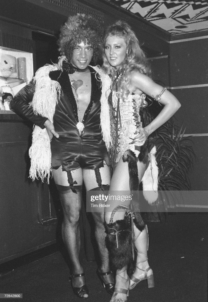 Christa Helm & Lennie Barin : Photo d'actualité
