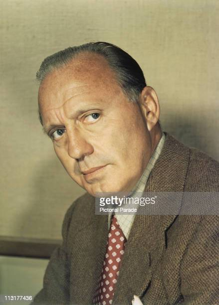 American comedian and actor Jack Benny poses circa 1950