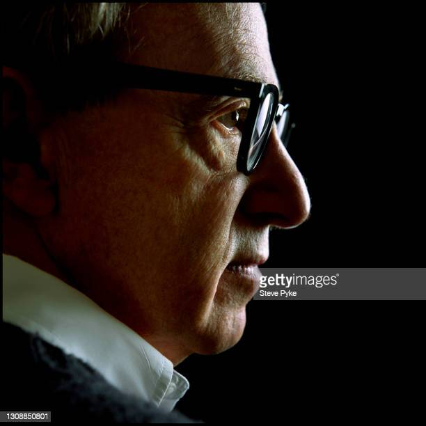 American comedian and filmmaker, Woody Allen, London, December 2005.
