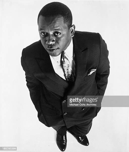 Comedian Flip Wilson poses for a portrait in circa 1966