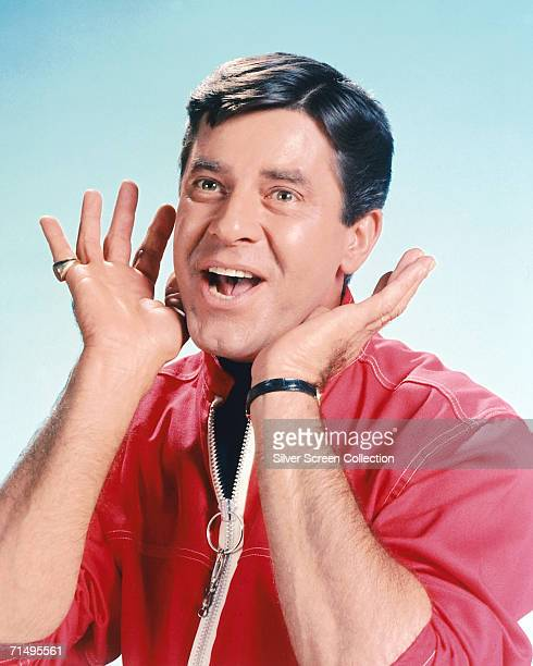 American comedian Jerry Lewis circa 1960