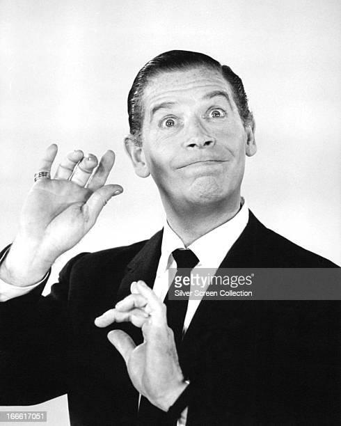 American comedian Milton Berle , circa 1955.
