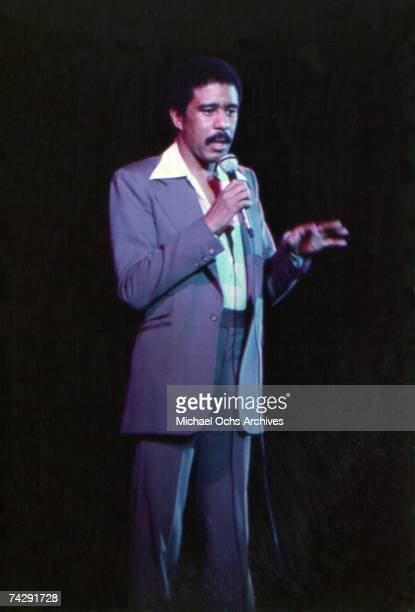Photo of Richard Pryor Photo by Michael Ochs Archives/Getty Images