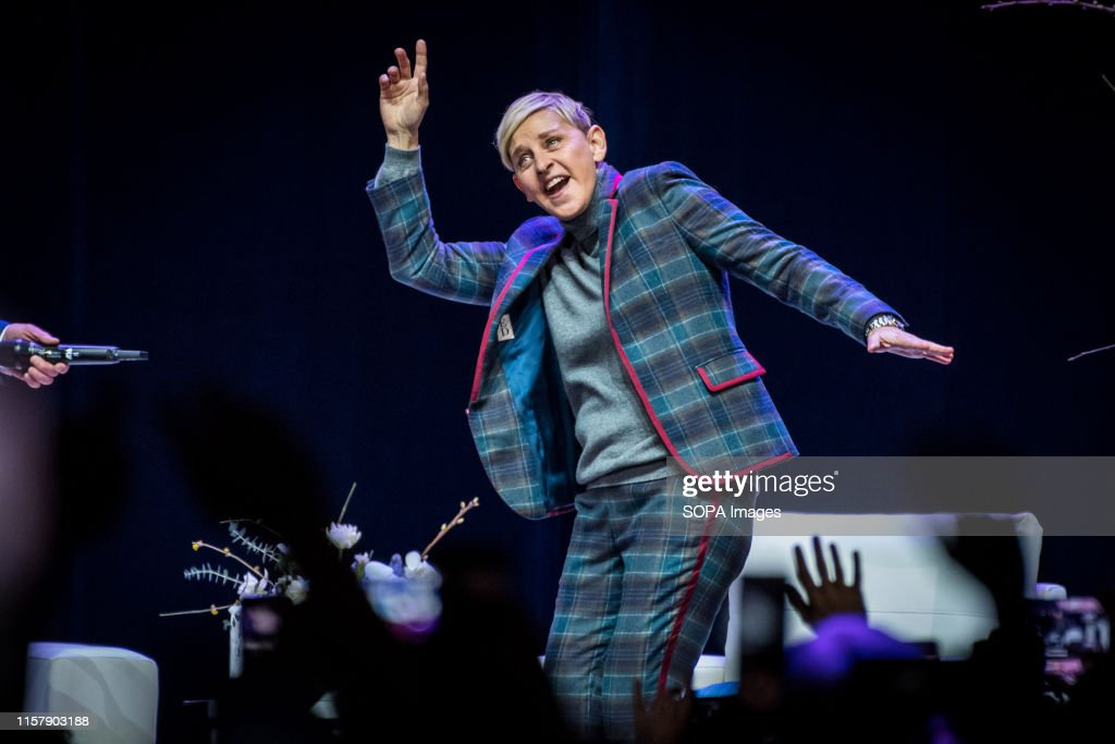 American comedian, television host, actress, writer,... : News Photo