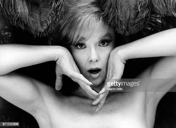American comedienne actress singer and businesswoman Edie Adams poses for a portrait circa 1967 in Los Angeles California
