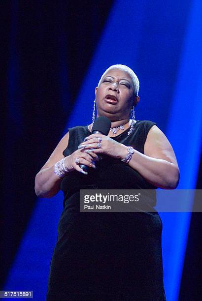 American comedienne Luenell performs onstage at the Arie Crown Theater Chicago Illinois December 31 2006