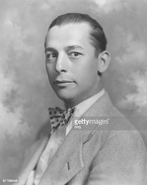 American comic actor Don Barclay circa 1925