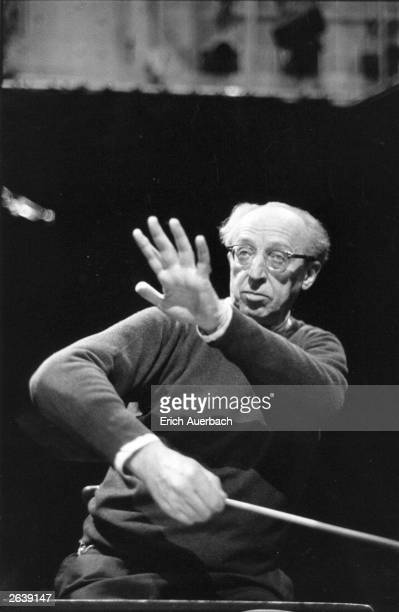 American composer Aaron Copland