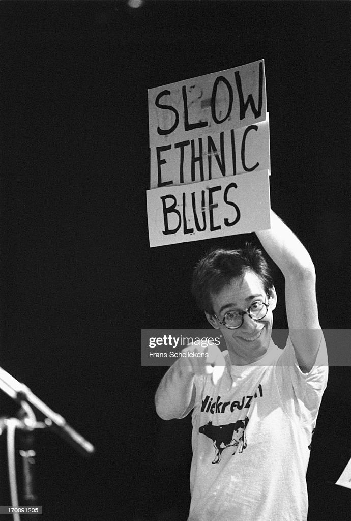 John Zorn : News Photo
