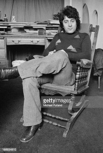 American composer and producer Jeff Wayne 9th May 1973
