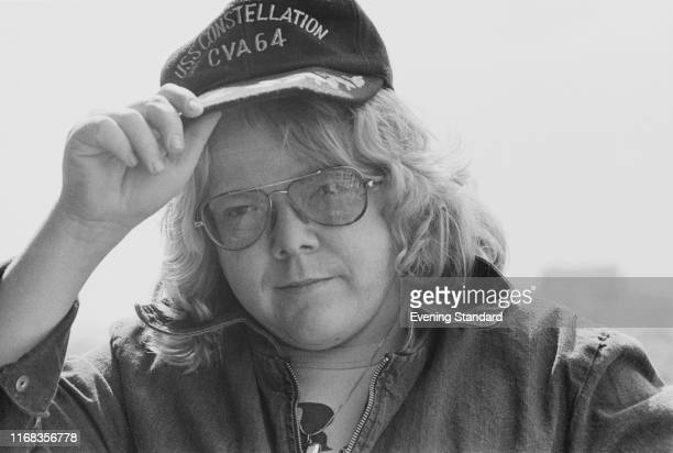 American composer singer songwriter and actor Paul Williams UK 27th July 1976