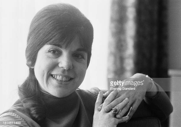 American conductor Eve Queler, founder of the Opera Orchestra of New York , UK, 1st February 1974.