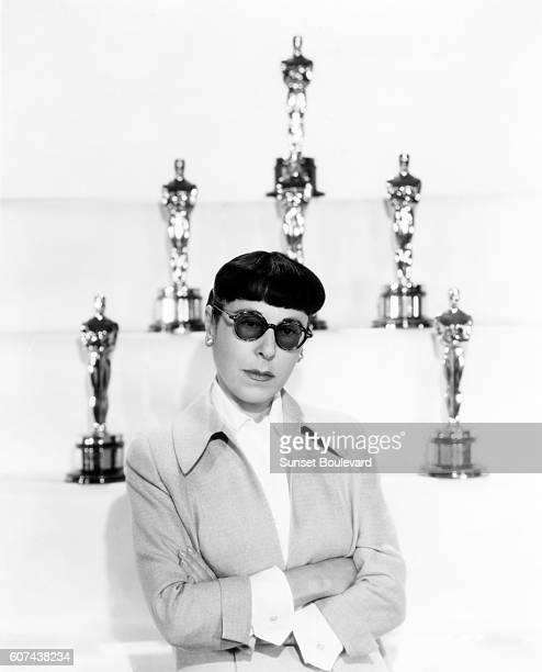 American costume designer Edith Head won eight Oscar