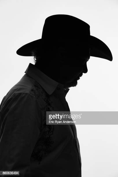 American country music artist Tracy Lawrence is photographed at the 2017 CMA Festival for Billboard Magazine on June 8 2017 in Nashville Tennessee