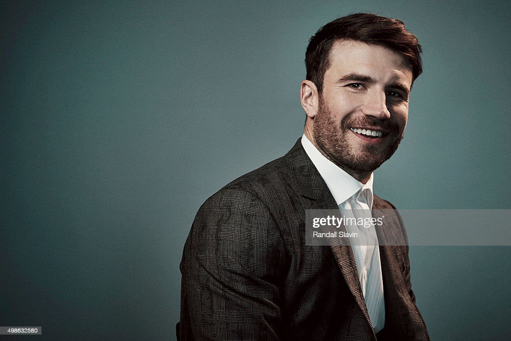 American country music singer and songwriter Sam Hunt poses for a portrait at the 2015 American Music Awards on November 22, 2015 in Los Angeles, California.
