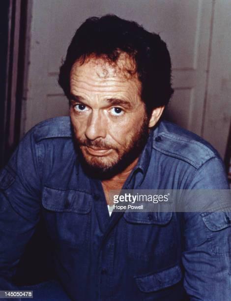 American country musician Merle Haggard circa 1985
