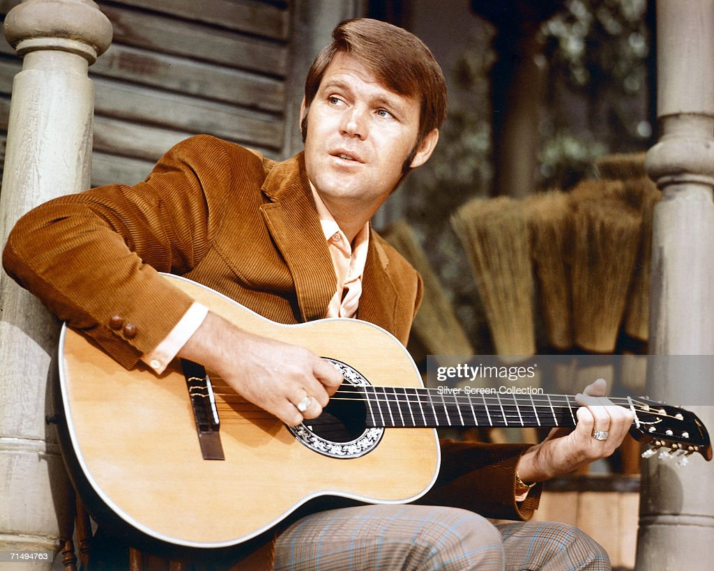 American country & western legend Glen Campbell passed at 81