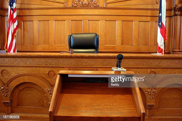 american courtroom 2 - courtroom stock pictures, royalty-free photos & images