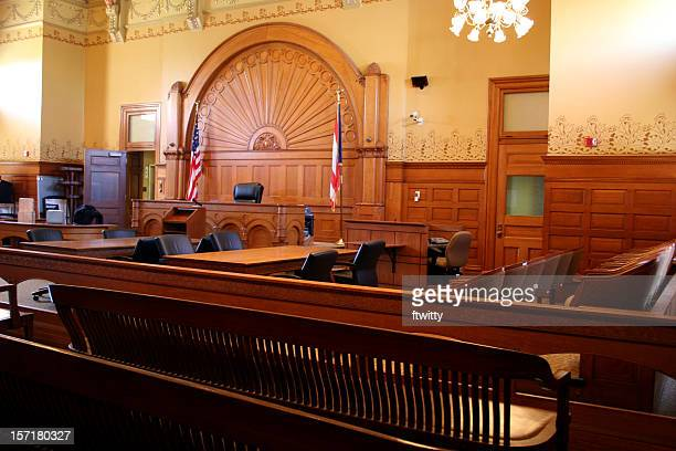american courtroom 3 - courtroom stock pictures, royalty-free photos & images