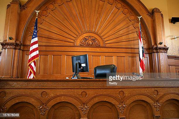 american courtroom - courtroom stock pictures, royalty-free photos & images