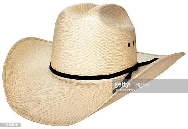 american cowboy hat  - cowboy hat stock pictures, royalty-free photos & images